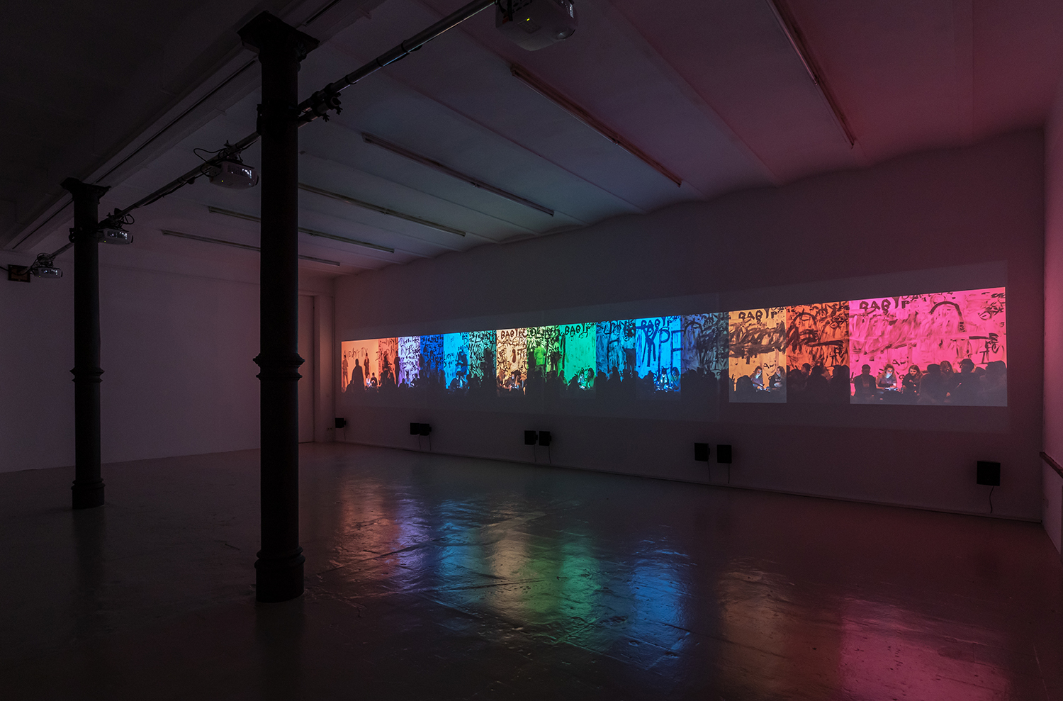 Installation view Annika Kahrs NO LONGER NOT YET Produzentengalerie Hamburg, 2019 Photo: Helge Mundt Courtesy the artist and Produzentengalerie Hamburg (Annika Kahrs 7)