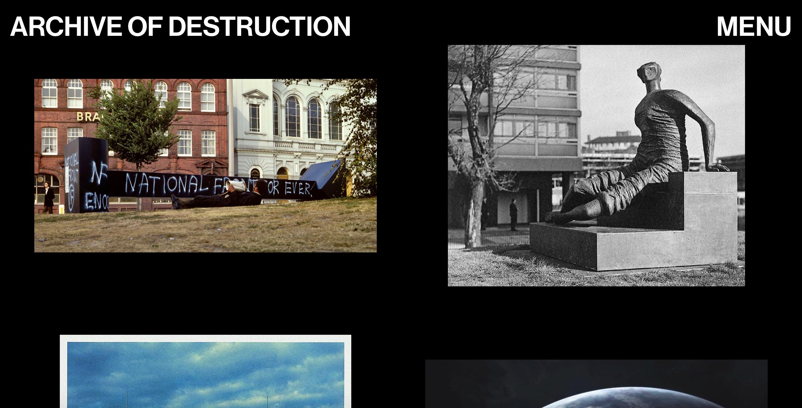 (ARCHIVE OF DESTRUCTION 5)