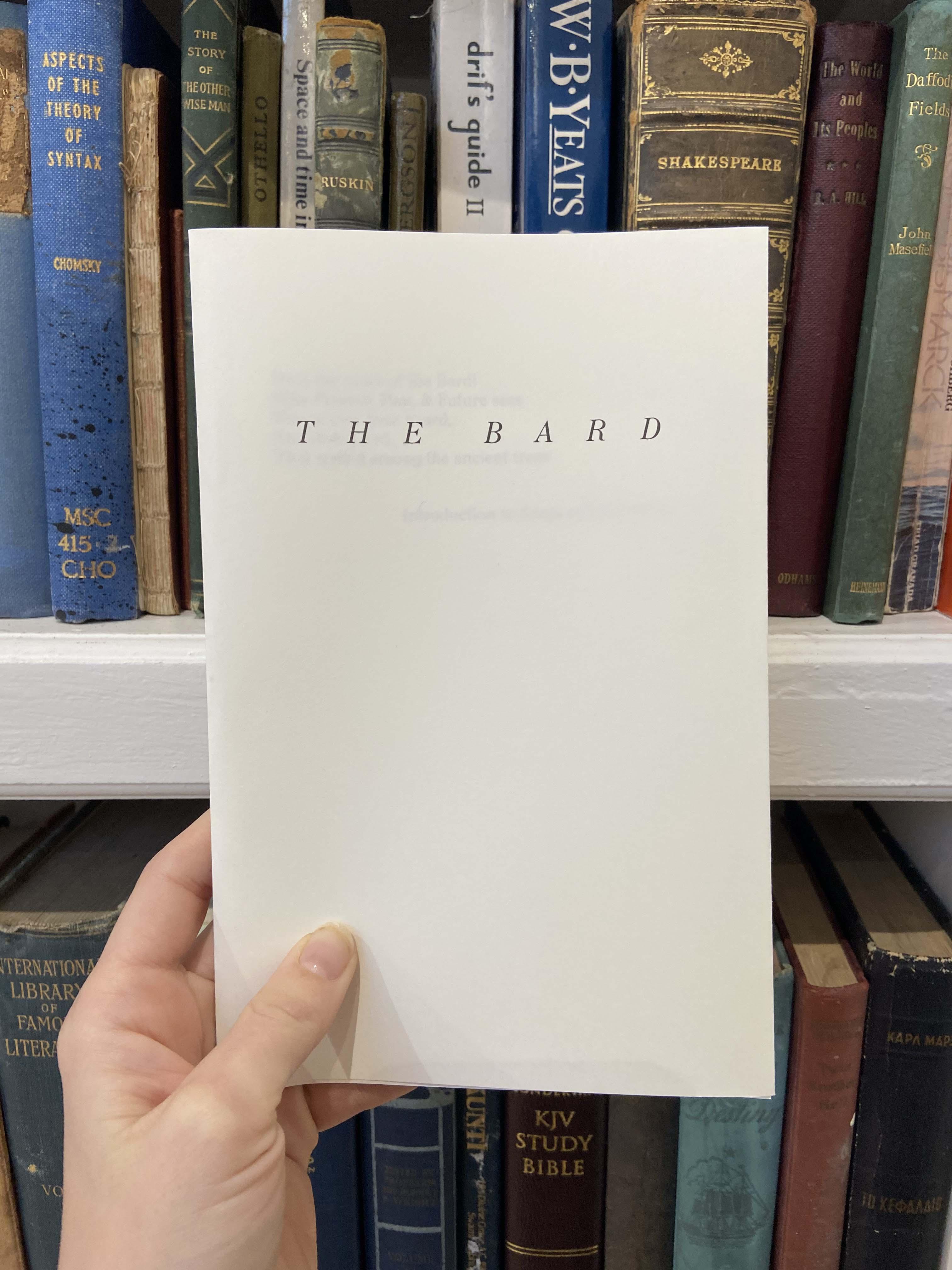 (THE BARD 2)