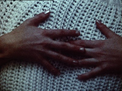 Still from Simon Hartog Soul in a White Room (1968) 16mm, 3' (BETTER BOOKS  3)