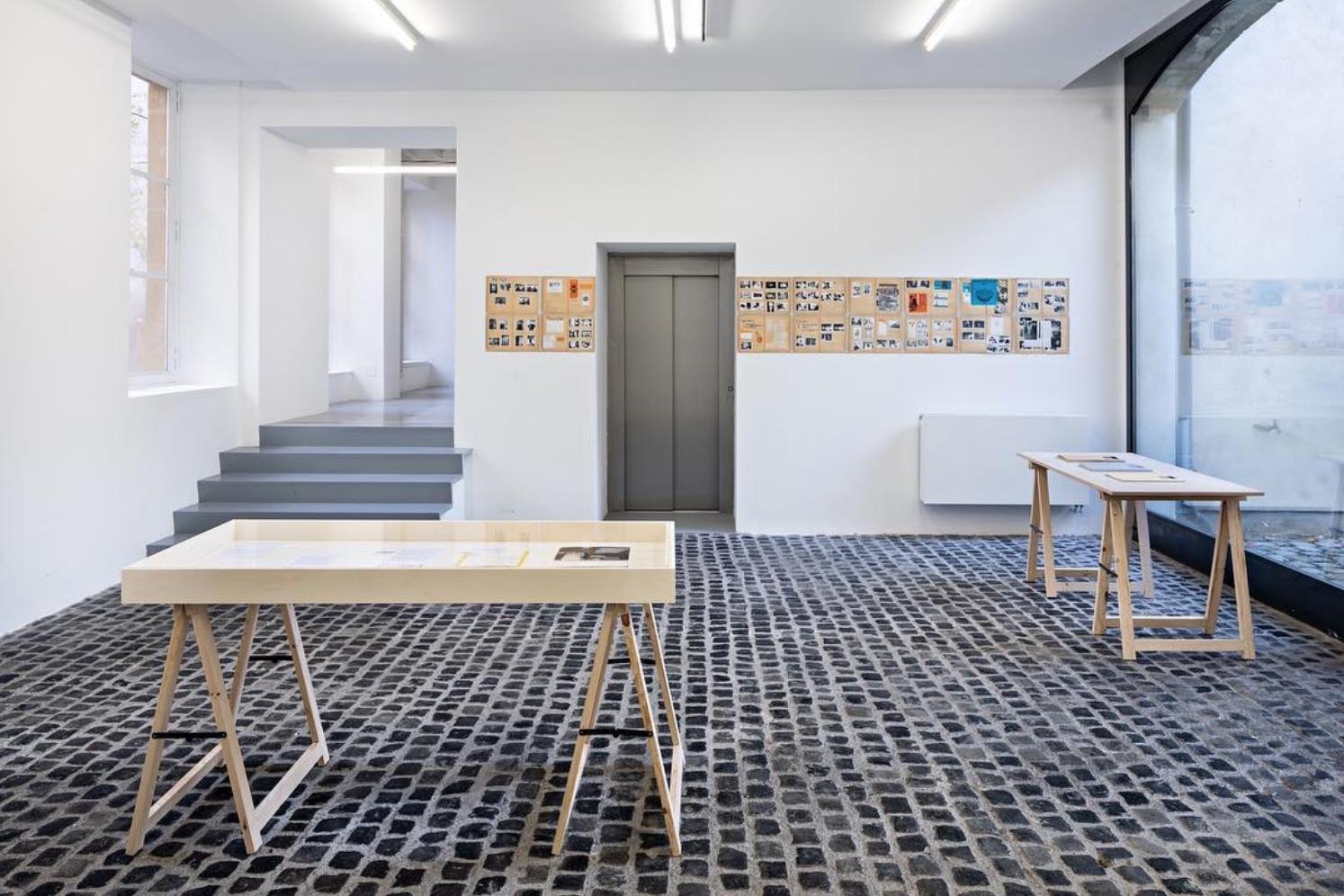 Fabriques de contre-savoirs Installation View, 2018 (Fabriques de contre-savoirs at 49 Nord 6 Est – Frac Lorraine 4)