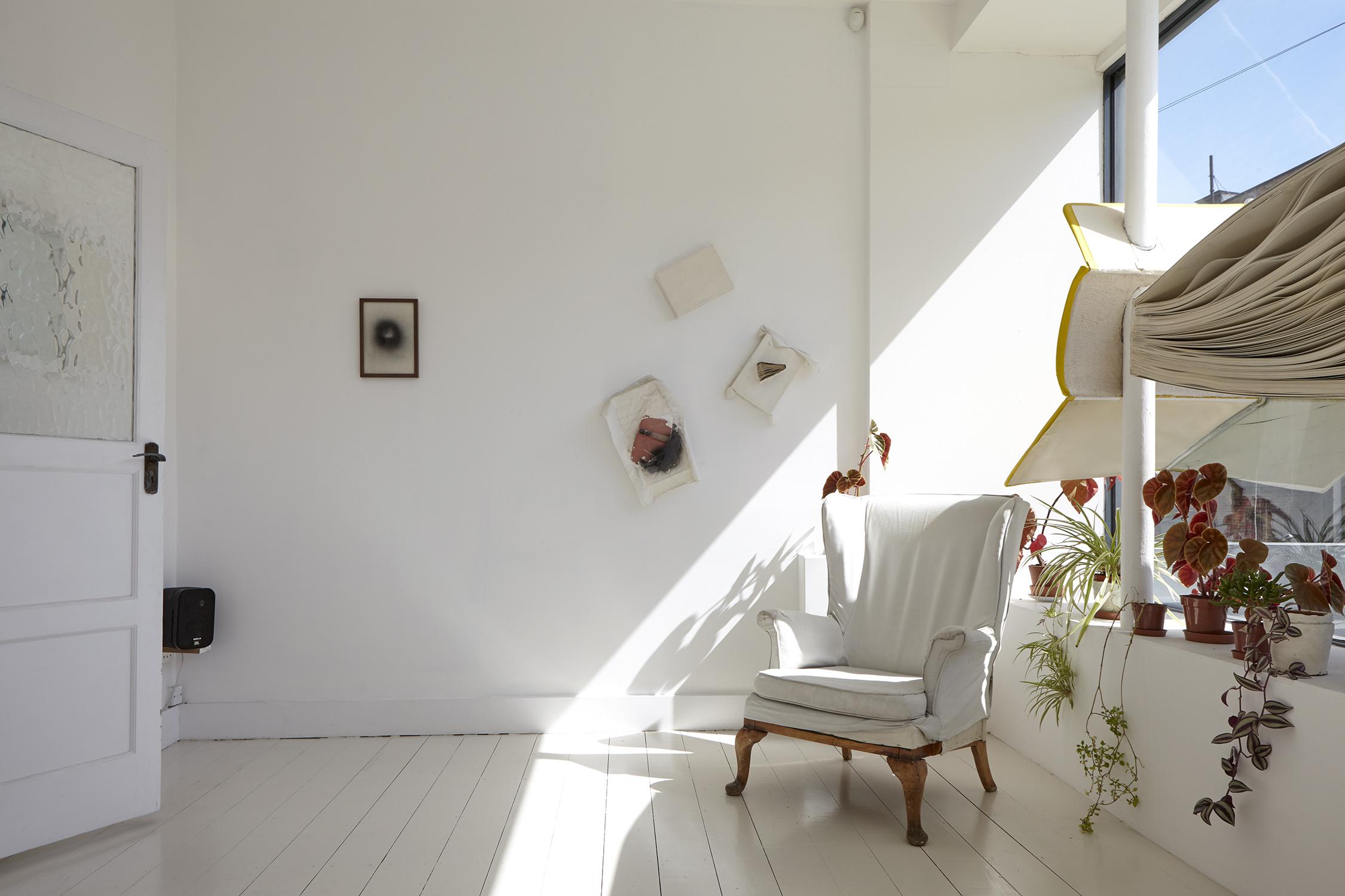 Living Sculpture, installation view. Photograph: Jean-Philippe Woodland (Living Sculpture 6)
