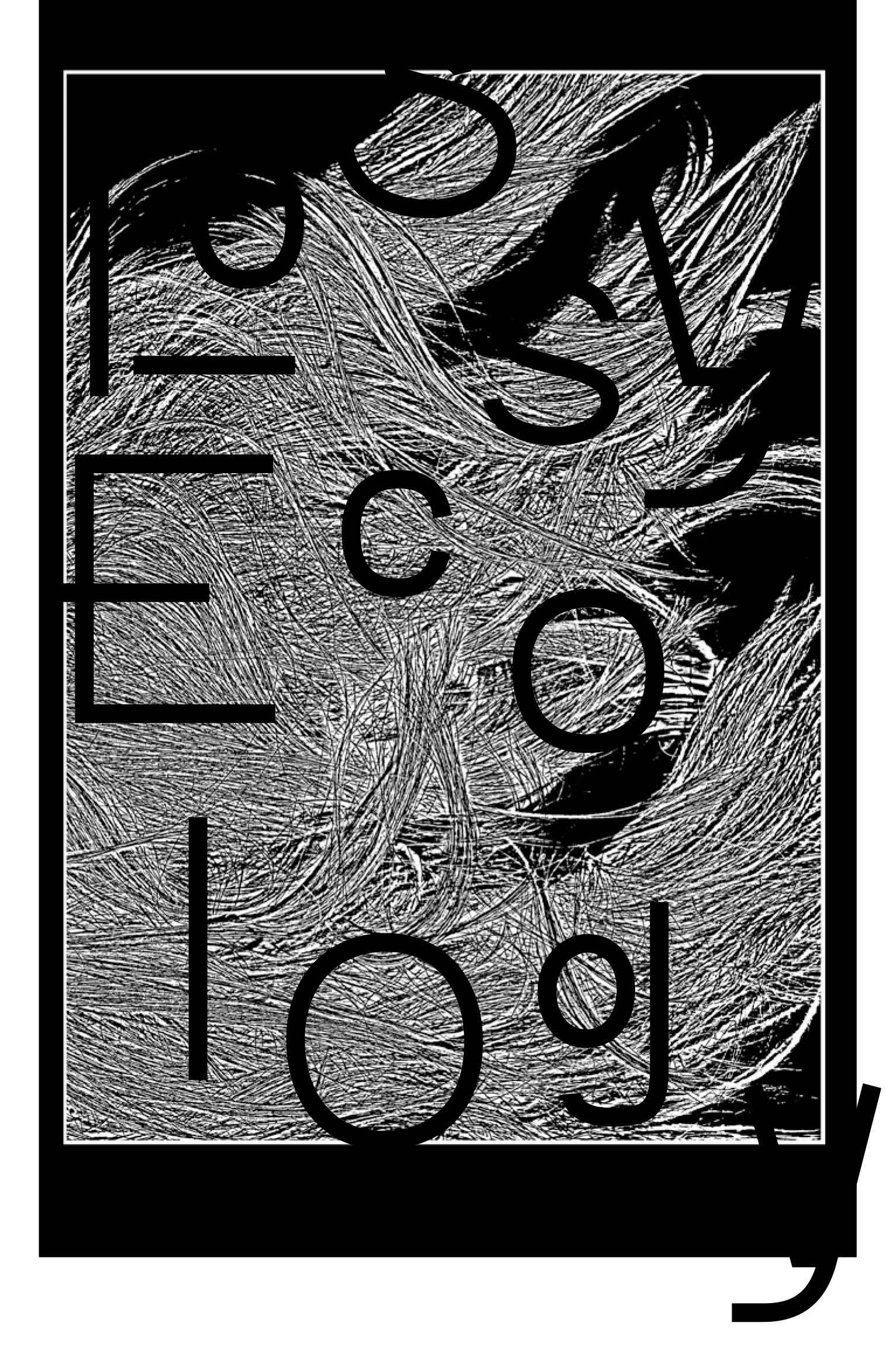 Lossy Ecology edited by Louisa Martin (Living Sculpture 2)