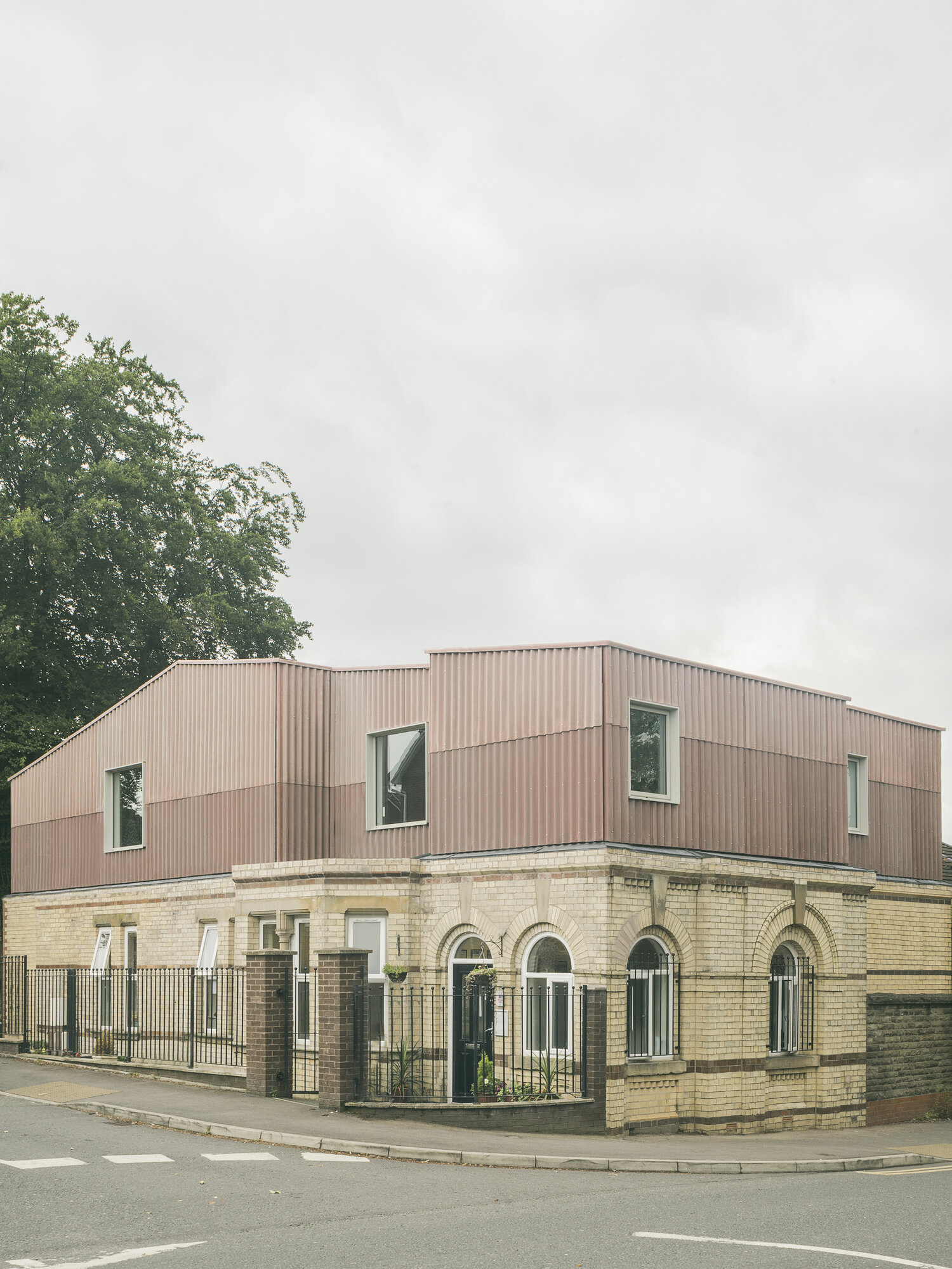 Pre-school, Manchester, EBBA Architects 2019 Photo: Lorenzo Zandri (FTHo RENOVATION by EBBA ARCHITECTS 2)