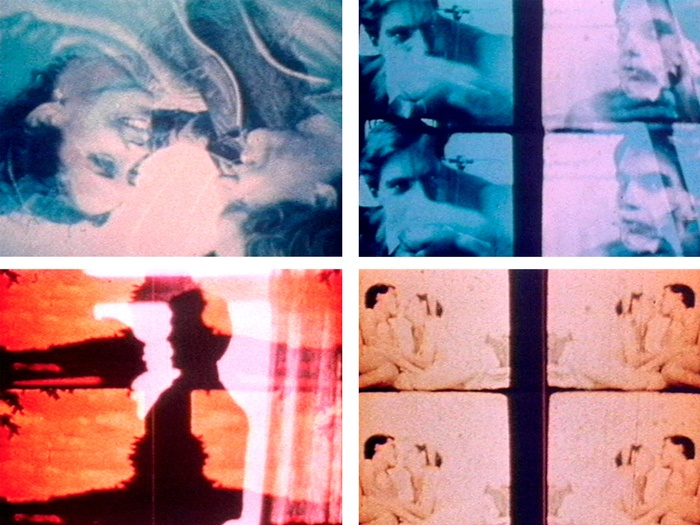 Carolee Schneemann, Still from Plumb Line (1968-72). Courtesy Electronic Arts Intermix (EAI), New York (LOVE, LABOUR, LOSS 0)