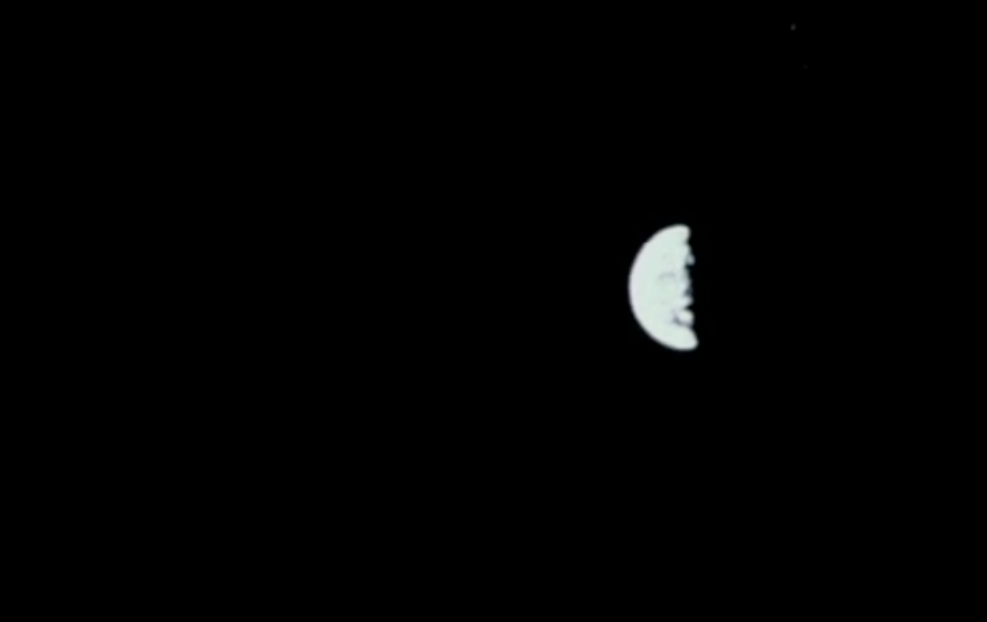 Image: John Latham, Erth (1971) 25 minutes, 16mm (Notes on the vertiginous 3)