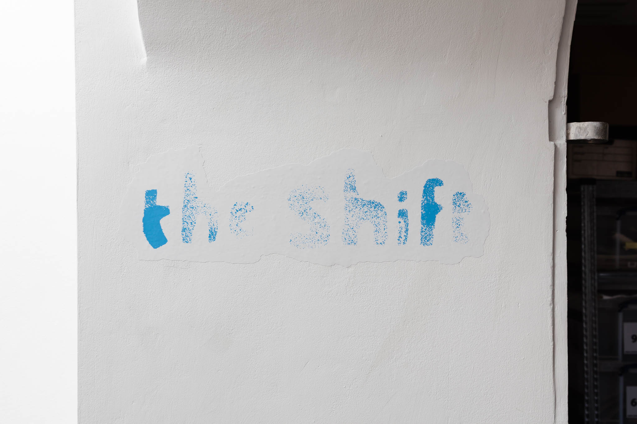 The Shift Sticker