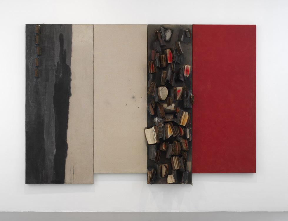 John Latham included in 'VIVA ARTE VIVA' at The Venice Biennale