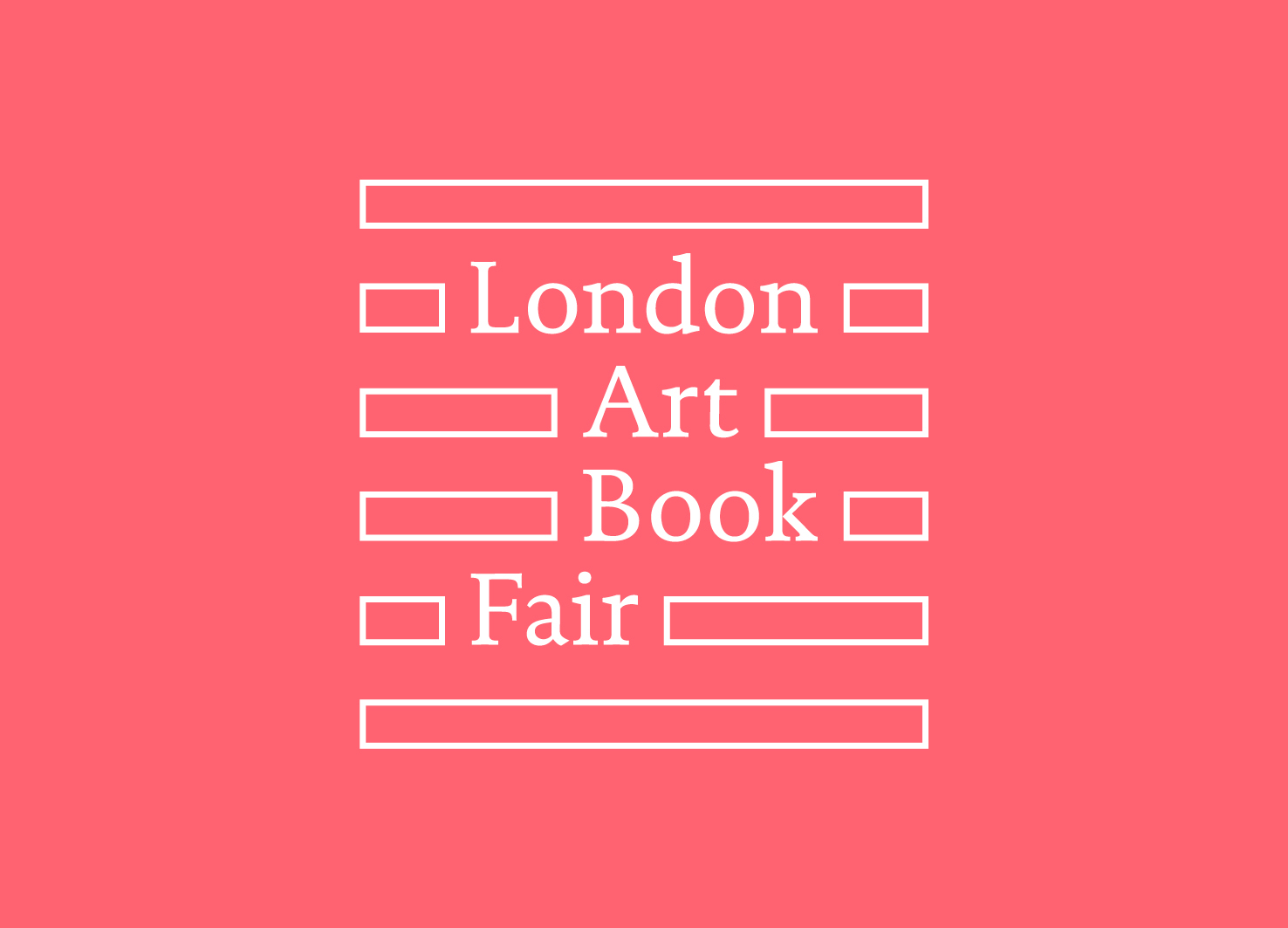 London Art Book Fair 2018