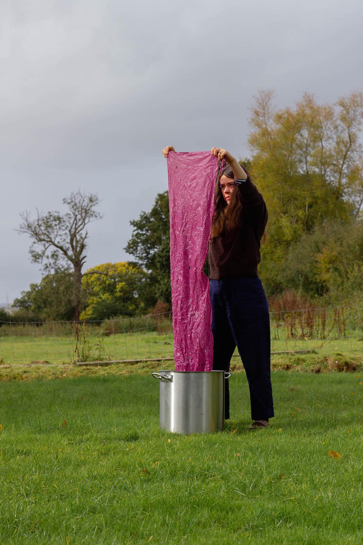 Natural Dye Workshop with Rachel Jones